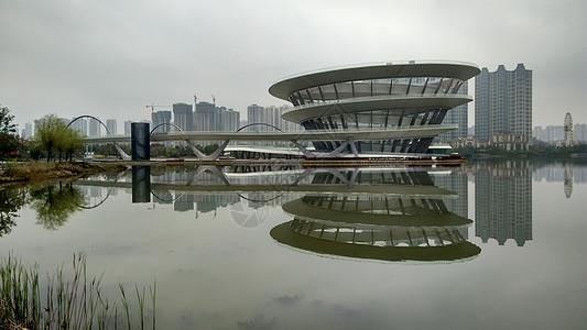 梅溪湖双螺旋景观平台图片