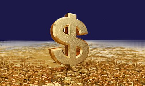 金融商业是一条成功的道路图片