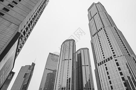 城市街道拍摄图片