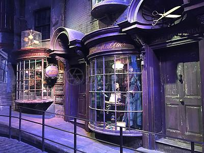 哈利波特电影工作室图片