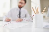 职场商务数据图片