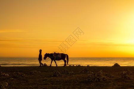 牧马人图片