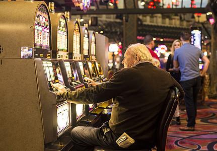 拉斯维加斯的赌场图片