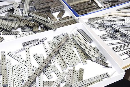 金属结构件图片