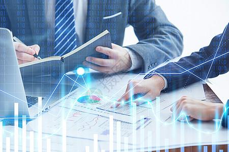 商务信息技术图片