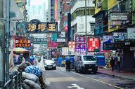 香港街头人文风光图片