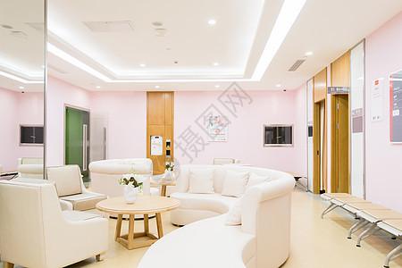 医院休息区等候区图片