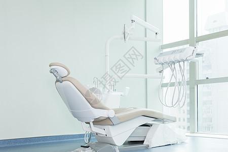 医疗器材牙医躺椅图片