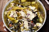 食堂的酸菜鱼图片