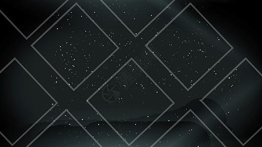 抽象星空流星背景图片