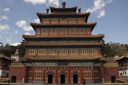 外八庙之普宁寺图片