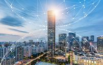 金融市场在于城市,城市利用科技发展金融市场图片