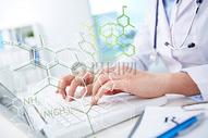 做医疗实验的医生图片