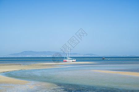 美丽的海滨小城威海图片