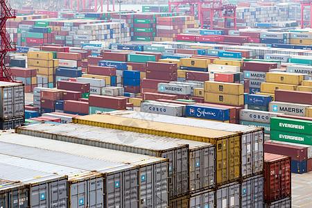 港口物流运输图片
