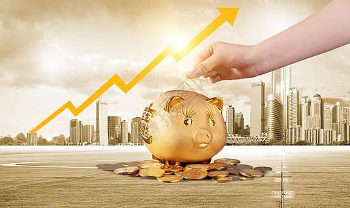 投资房产升值获利图片
