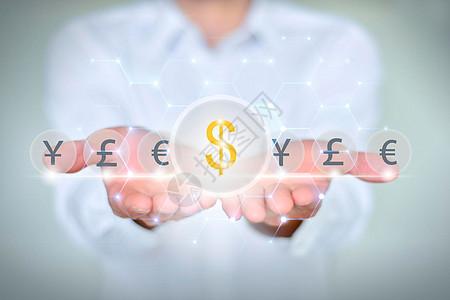 商务金融科技互联网图片