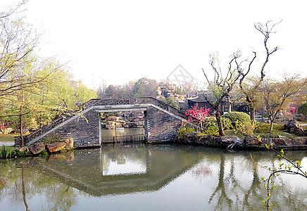 西湖一桥周边景色图片