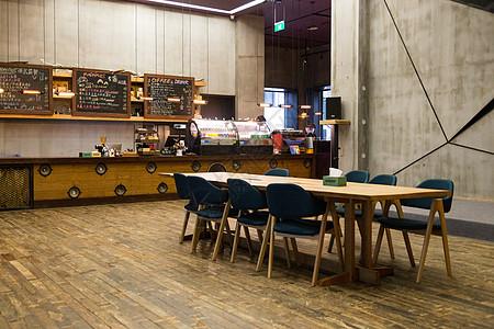 咖啡馆室内环境图片