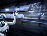 智能机器人图片