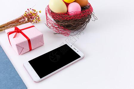 复活节准备惊喜礼物图片