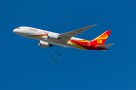 中国海南航空大飞机图片