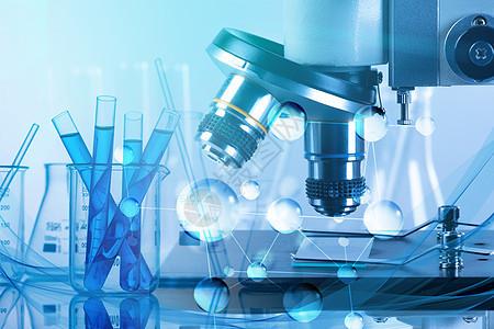 科学实验化学图片