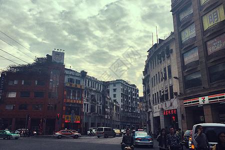广州北京路步行街图片