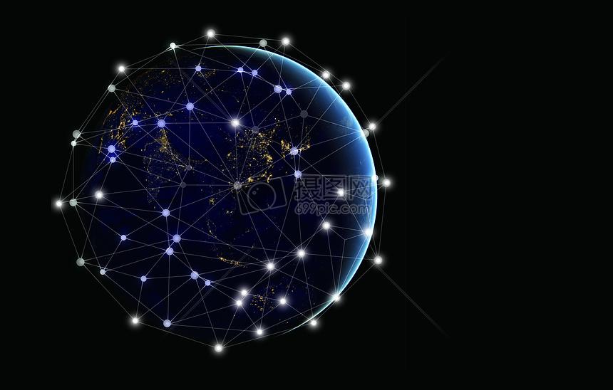 科技 地球图片