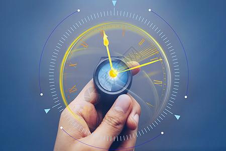 科技智能手表图片