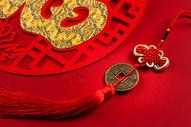 春节喜庆摆件图片