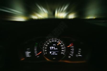 时速表 行驶的汽车图片