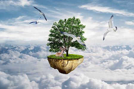 云中自然图片