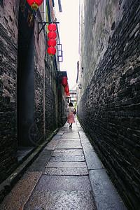 西塘小巷 石皮弄图片