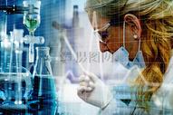 医疗科学实验图片
