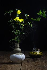 花朵是地球的精灵图片