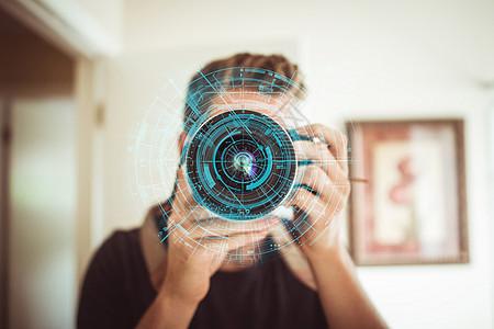 数码科技元素图片