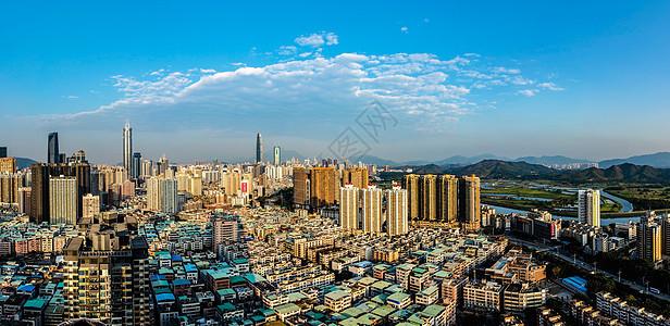 深圳城中村图片