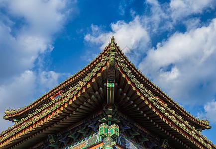 中国皇家古建筑历史建筑图片