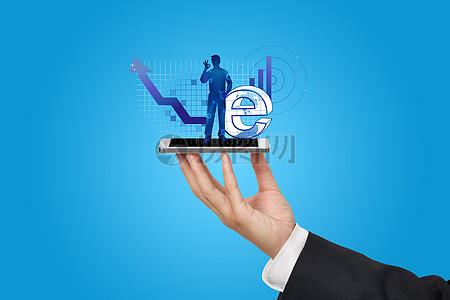 智能金融科技图片