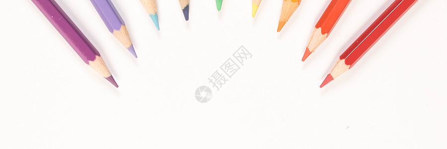 绘画铅笔图片