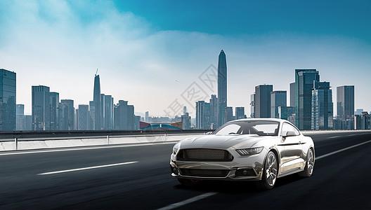 城市夜景高速公路图片