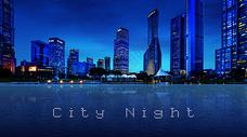 城市之夜图片