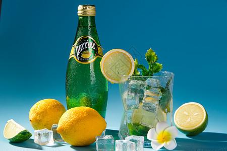 夏日清凉饮料图片