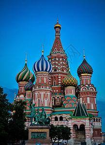 莫斯科的红场图片