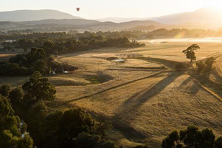 澳洲美丽的自然风光图片