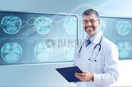 医生医疗健康检查化验图片
