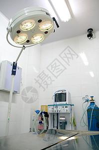 宠物医院的手术台图片