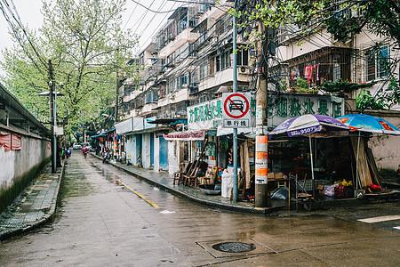 弄堂小巷环境拍摄图片