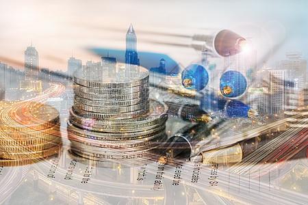 城市中的多维投资图片